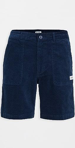 Banks Journal - Big Bear Corduroy Camp Shorts