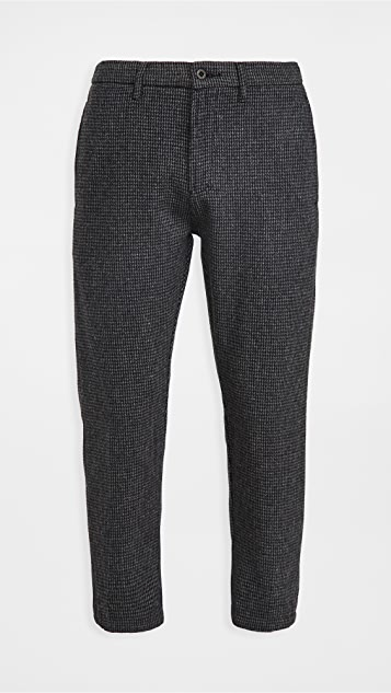 Banks Journal Downtown Gingham Pants
