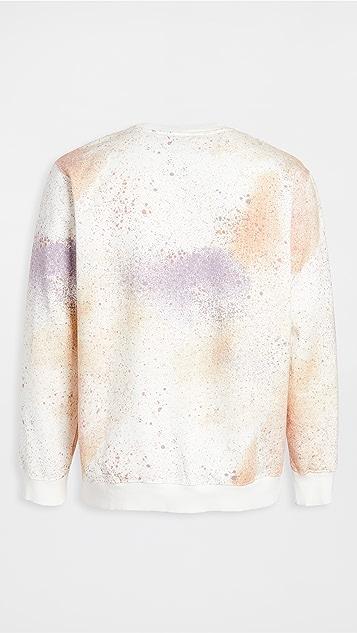 Banks Journal Spray Fleece Sweatshirt