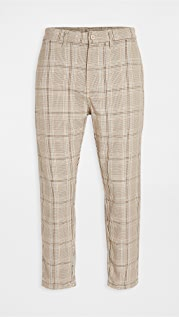 Banks Journal Downtown Check Pants