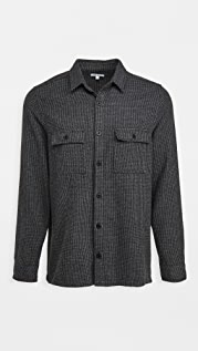 Banks Journal Oblivious Gingham Shirt