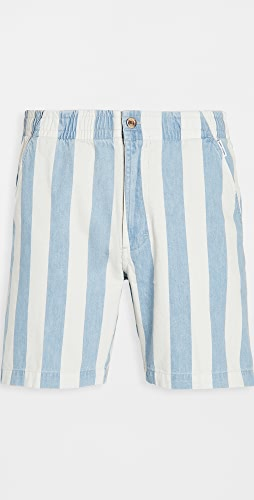 Banks Journal - Sandon Stripe Walkshorts
