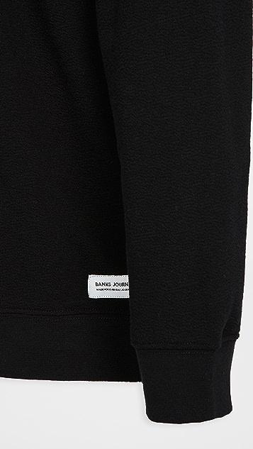 Banks Journal Long Sleeve Vision Transseasonal Fleece