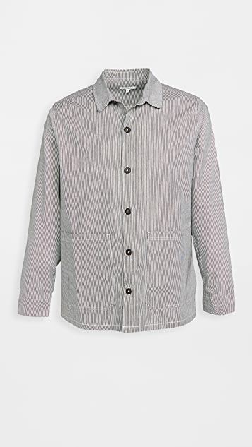 Banks Journal Long Sleeve Formatoin Shirt