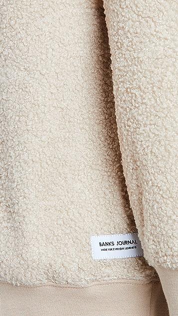 Banks Journal Haze Deluxe Fleece