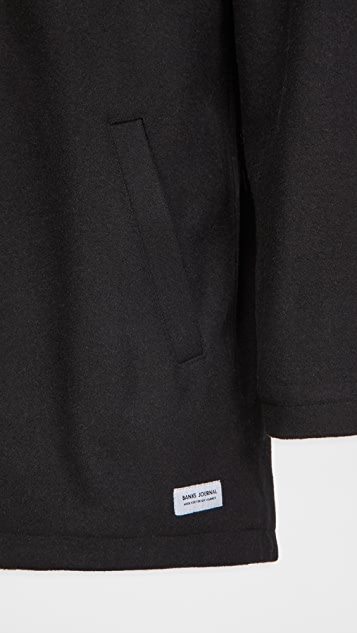 Banks Journal Brooklyn Trench Coat