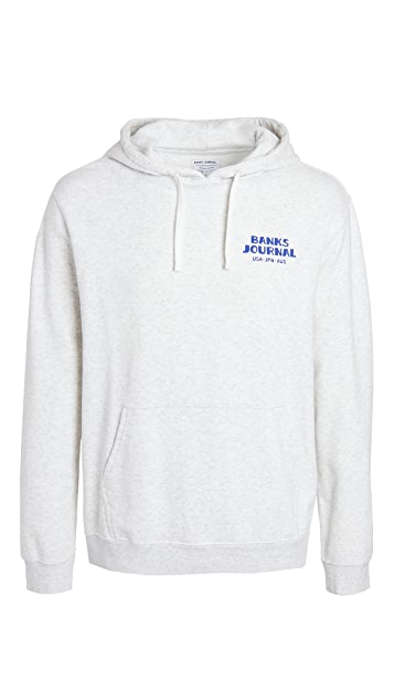 Banks Journal Everywhere Hoodie