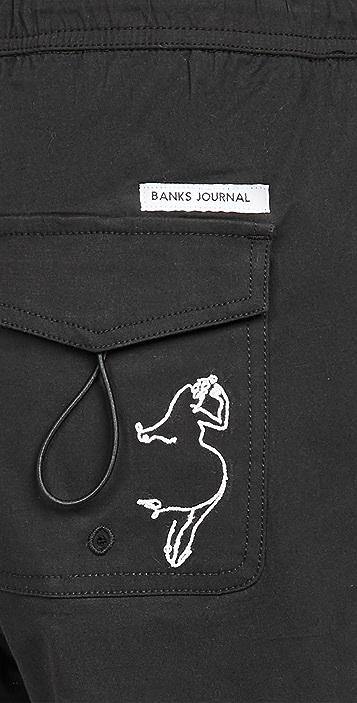 Banks Journal Form Shorts