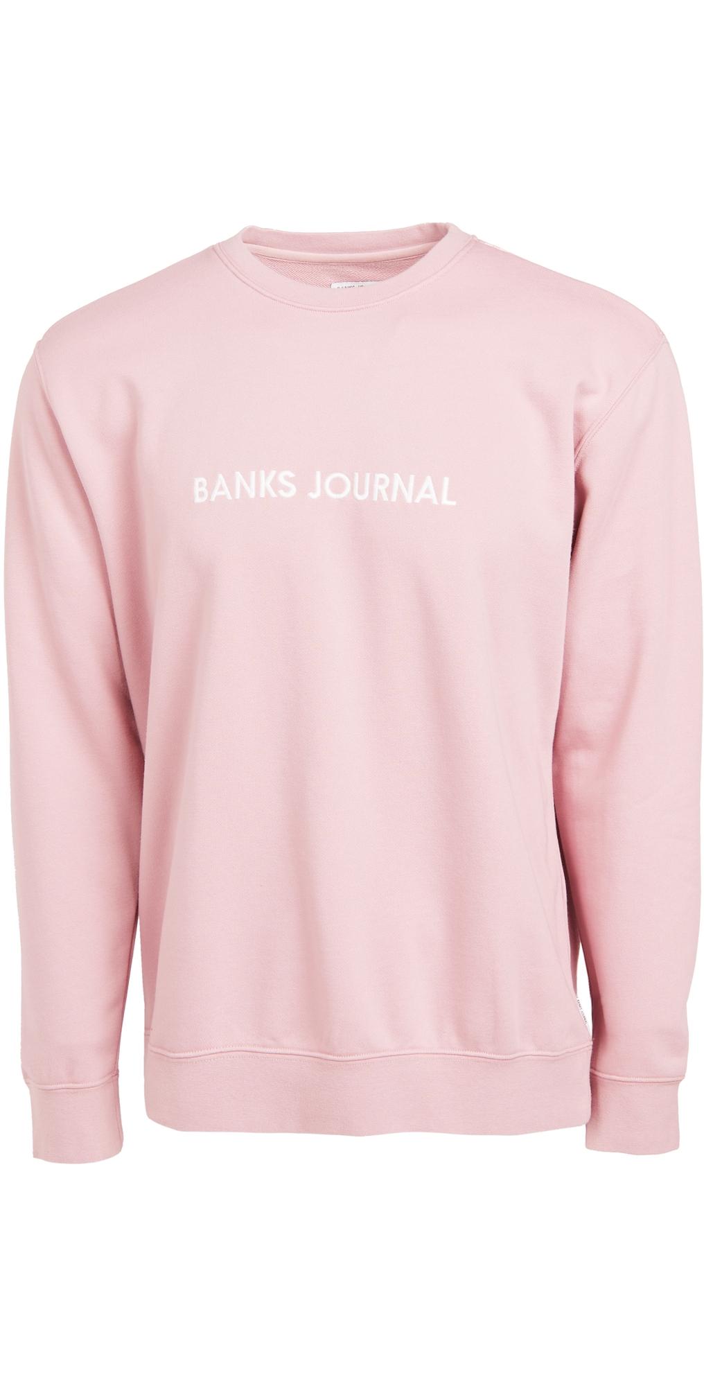 Label Crew Sweatshirt