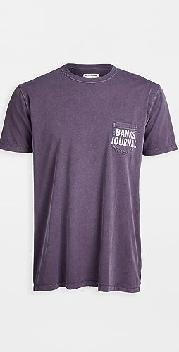 Banks Journal - Shores Tee