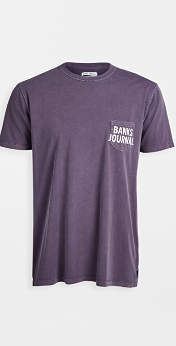 Banks Journal Shores Tee