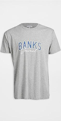 Banks Journal - NYC Tee