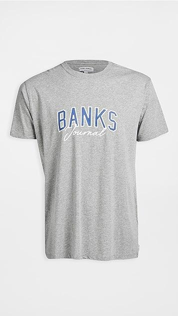 Banks Journal NYC Tee