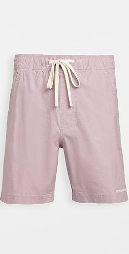 Banks Journal - Label Elastic Shorts