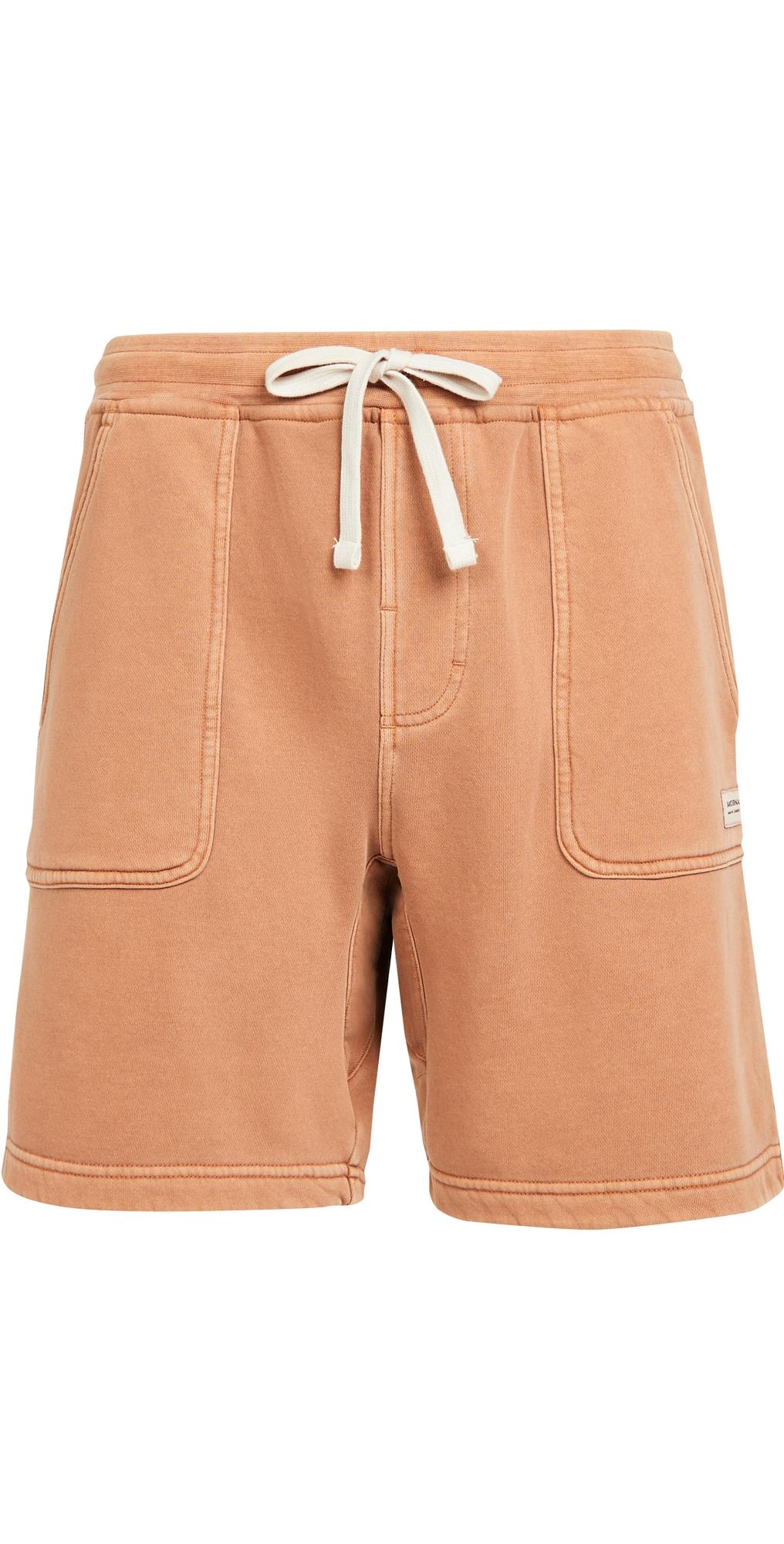 Big Bear Fleece Shorts