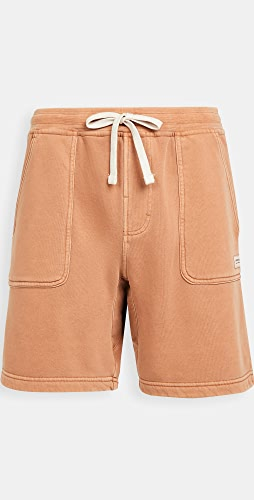Banks Journal - Big Bear Fleece Shorts
