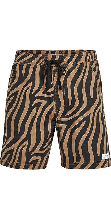 Banks Journal Stranger Shorts