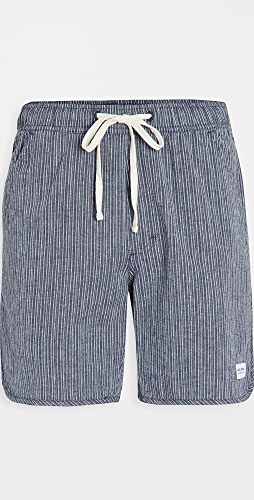 Banks Journal - Pathway Stripe Walkshorts