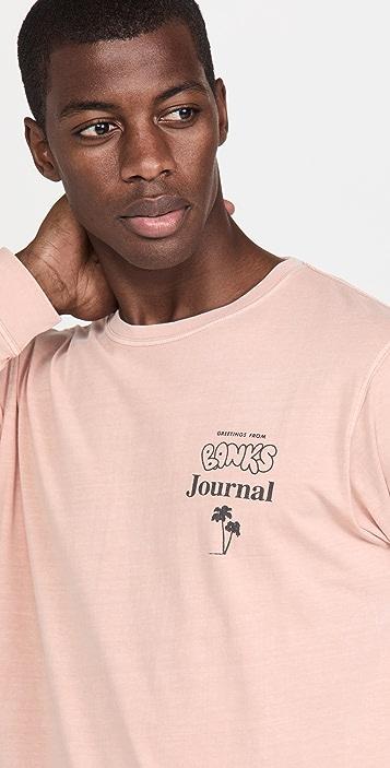 Banks Journal Calypso Tee