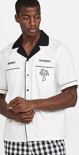 Banks Journal - Off The Grid Short Sleeve Shirt