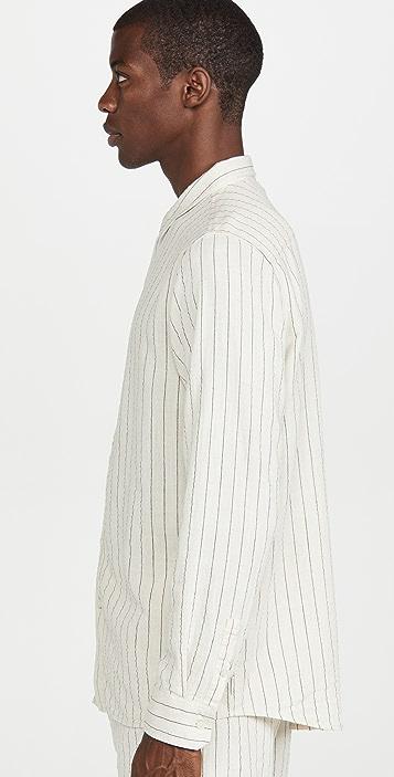 Banks Journal Brunswick Long Sleeve Shirt
