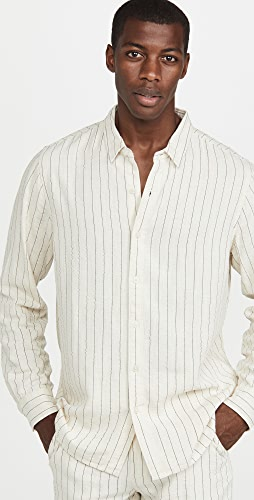 Banks Journal - Brunswick Long Sleeve Shirt
