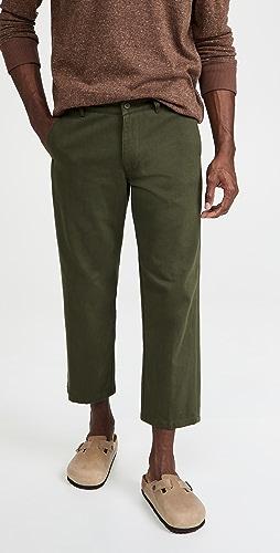 Banks Journal - Federal Pants