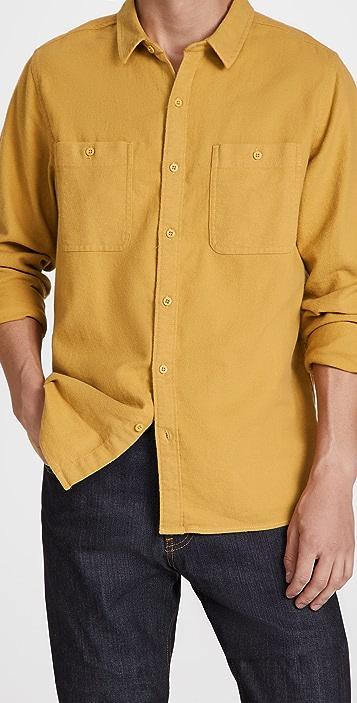 Banks Journal Brooms Long Sleeve Shirt