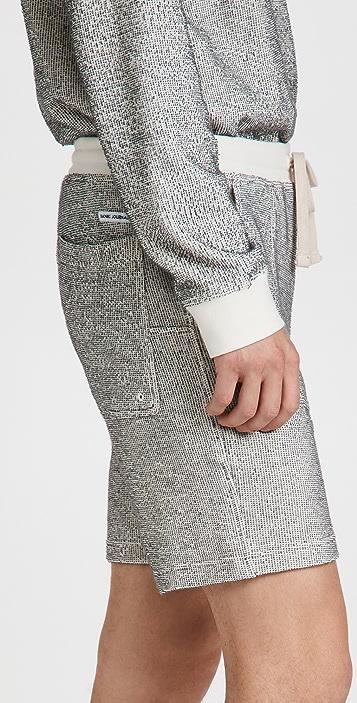 Banks Journal Big Bear Fleece Shorts