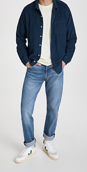 Banks Journal Roy Long Sleeve Shirt