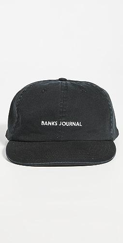 Banks Journal - Label Cap