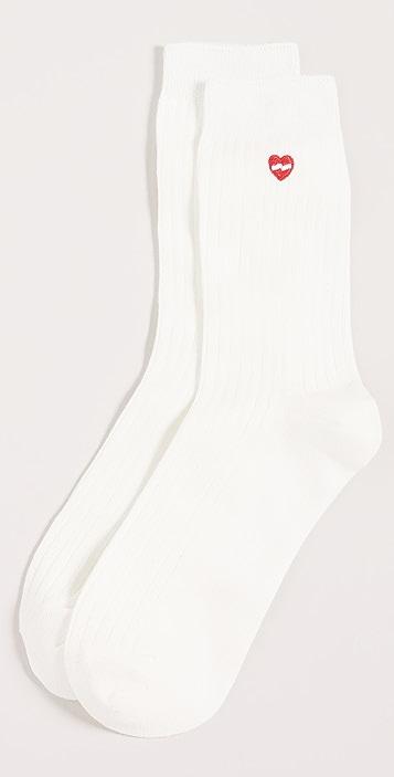 Banks Journal Primary Socks