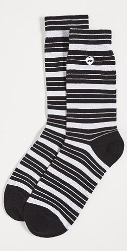 Banks Journal - Borderline Socks