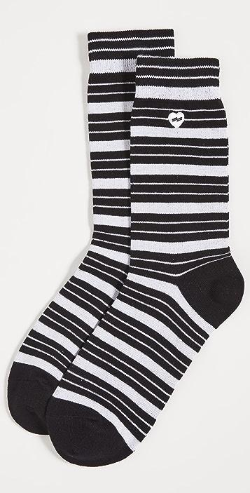 Banks Journal Borderline Socks