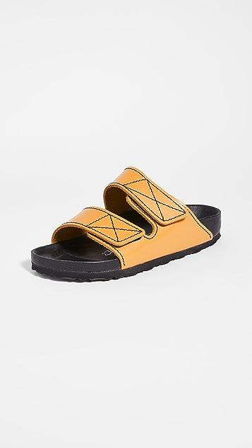 Birkenstock x Proenza Schouler Arizona PS EXQ NL 凉鞋