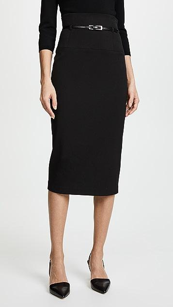 025e91fe0 Black Halo High Waisted Pencil Skirt | SHOPBOP