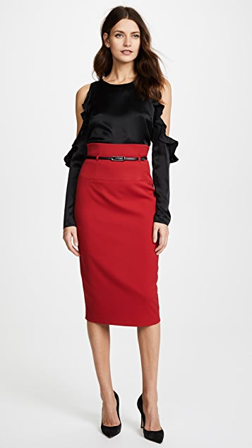 Free shipping BOTH ways on high waisted pencil skirt, from our vast selection of styles. Fast delivery, and 24/7/ real-person service with a smile. Click or call