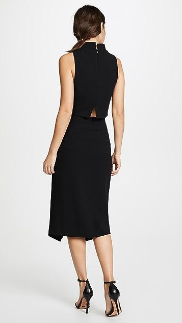 Black Halo Juma Two Piece Dress