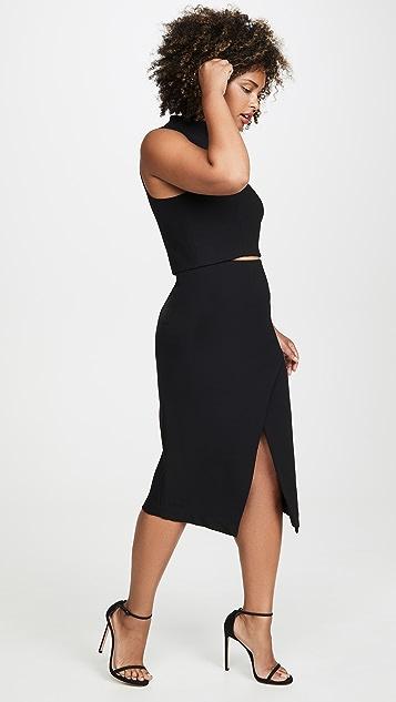 Black Halo Juma 两件式连衣裙