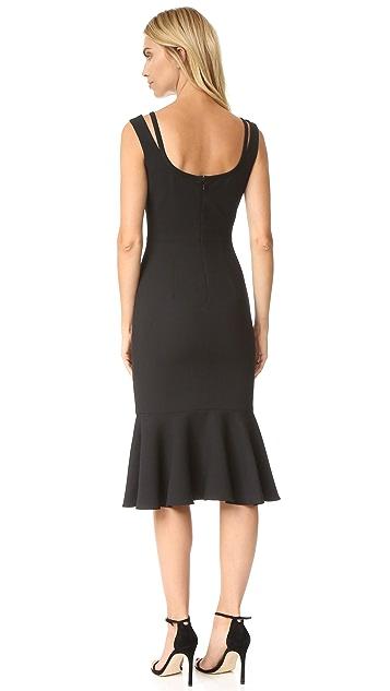 Black Halo Jeera Dress