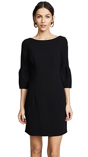 Black Halo Mooreland Mini Dress