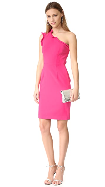 Black Halo Pravella Sheath Dress
