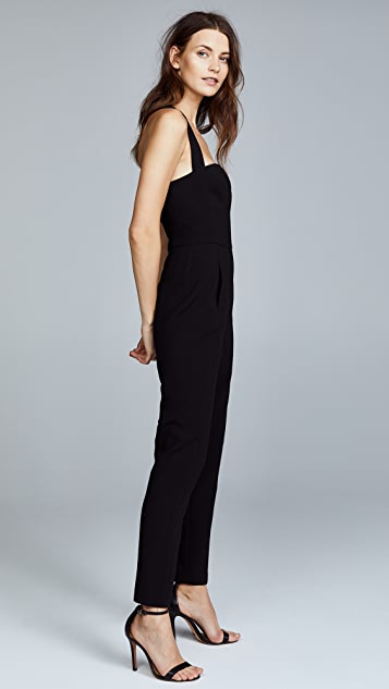 Black Halo Bene Jumpsuit