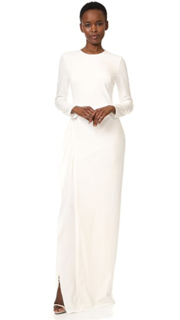 Black Halo Albright Gown