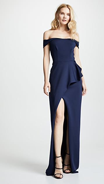 Black Halo Платье Padma