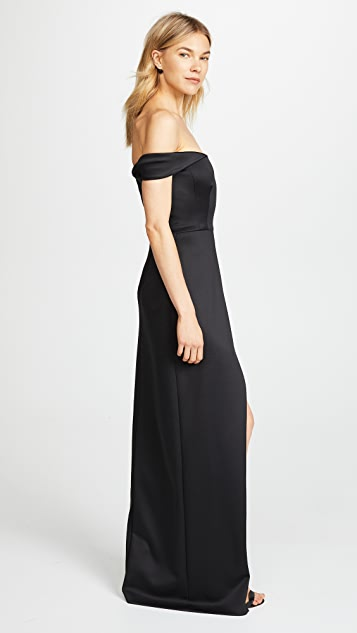 Black Halo Padma Dress
