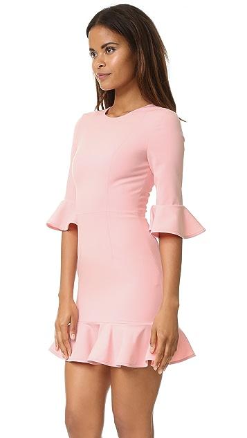 Black Halo Brooklyn Mini Dress