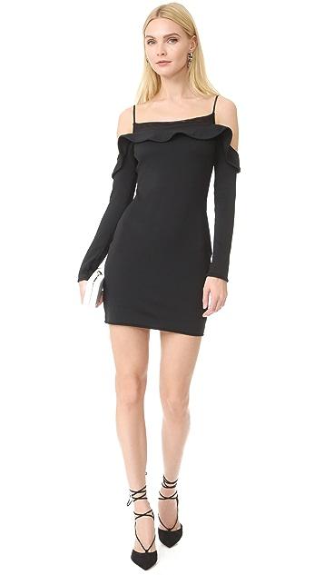 Black Halo Polly Mini Dress