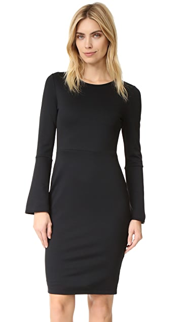 Black Halo Babylon Sheath Dress