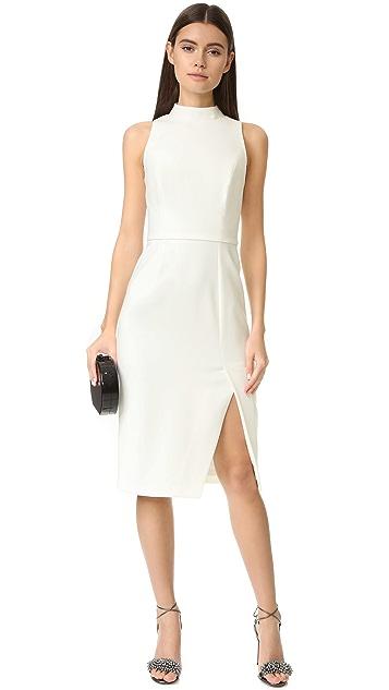 Black Halo Lautner Sheath Dress